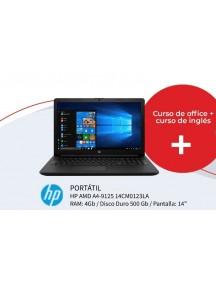Portátil HP amd4 14 Pulgadas