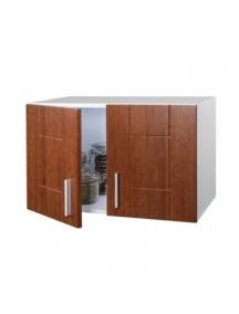 Mueble superior basica 1.15 mt cedro