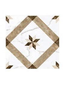 PISO porcelanato Blanco Temple 60x60