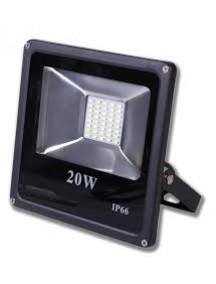 REFLECTOR LED IP65 20W 6500K