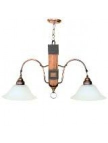 LAMPARA COLGANTE 8545A/3