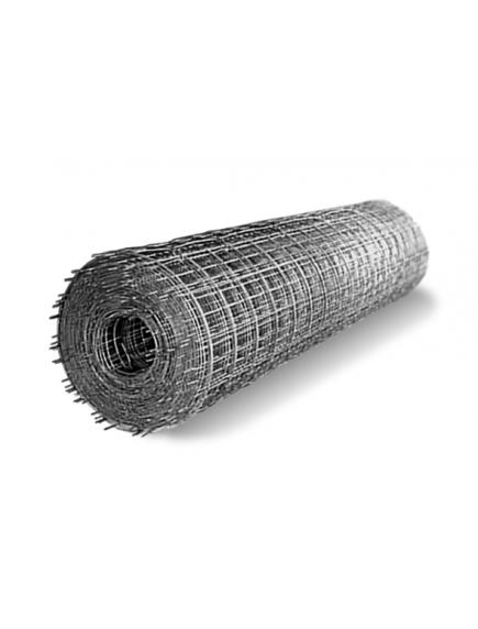 Malla Electrosoldada 3 mm X 18 Mt