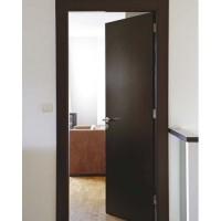 Puerta Solida Wengue  0.60 Cm  x 2.40 Mt  TABLEMAC. con marco