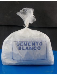 CEMENTO BLANCO 1 KG