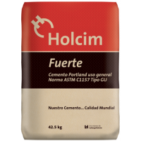 Cemento Holcim 42.5 kg  exclusivo online