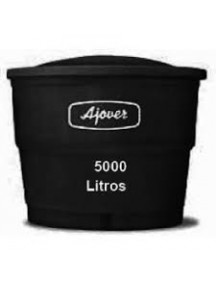Tanque 5000 lts Unicolor Ajover