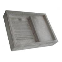 Lavadero concreto liso 75 x 60