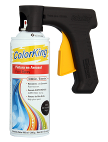 Aerosol Amarillo 154K0041 Colorking