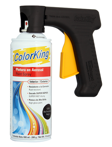 Aerosol Blanco Brillante 154K0040 Colorking