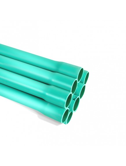 Tubo Conduit de 1/2  X 3Mts