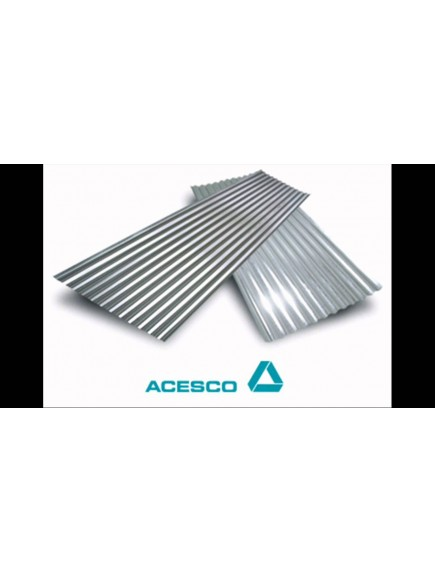 Zinc Acesco 3.05 Mt Calibre 17