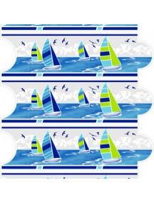 Listelo Nuevo Velero Azul 25630115