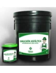 Emulsion Asfaltica 18Kl