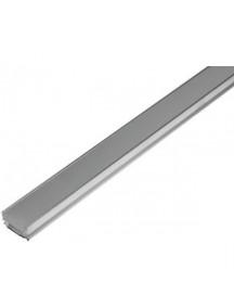 Perfil Aluminio 1/2 x 1/2 x 6 Mt