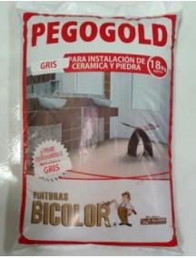 PEGO GOLD GRIS 18 KL