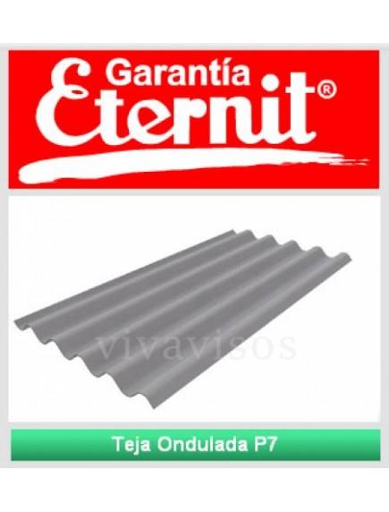Teja Eternit #10  3.00 mt