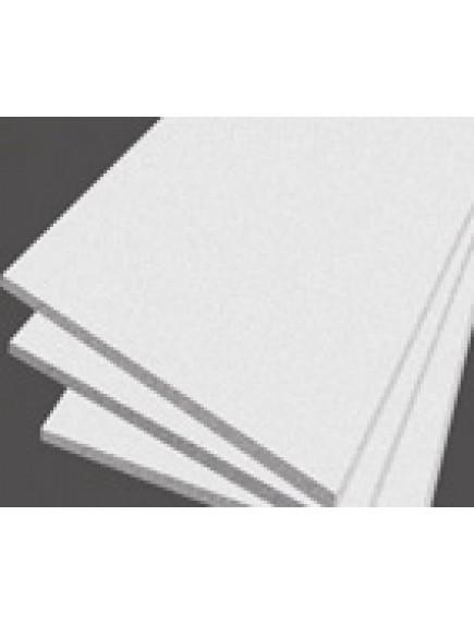 Eterboard 1.22 x 2.44  Placas de Fibrocemento 4MM