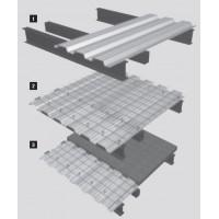 Metaldeck 2pg x 6.10 mt