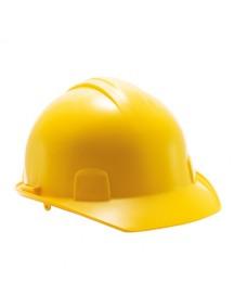 Casco Amarillo Industrial