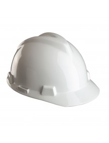 Casco Blanco Industrial