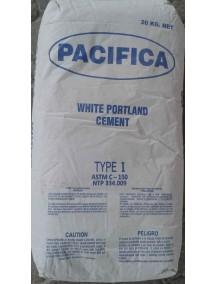 Cemento blanco x 20 kl Pacífica