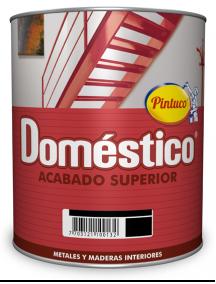 Esmalte Doméstico Aluminio 1 Gl