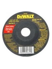 Disco Corte Metal 4 1/2 x 1/8 x 7/8 DW44820