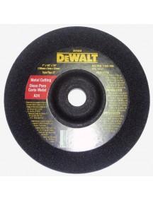 Disco Corte Metal 7 x 1/8 x 7/8 DW44840