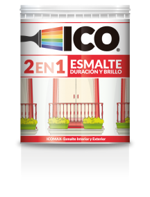 Esmalte Icomax Caoba 1 Gl
