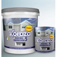 Koraza Blanco 5 gl + 1 gl Koraza gratis