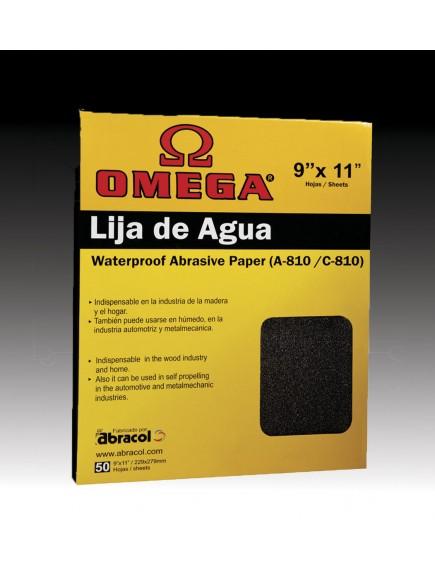 Lija Agua Omega #80