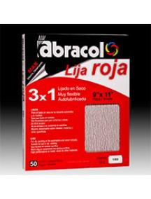 Lija Roja #600 Abracol