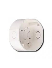 Caja Plástica Conduit Octogonal